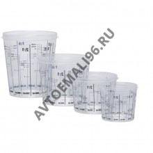 SOLID Стаканы мерные MIXING CUP 400мл