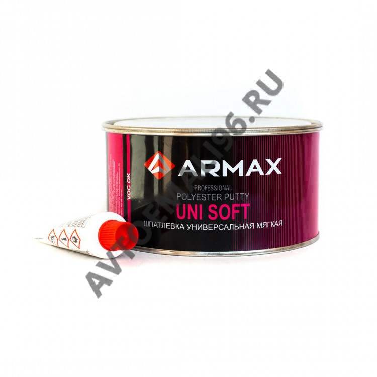 ARMAX Шпатлевка 2K UNI SOFT Putty мягкая 1,8кг